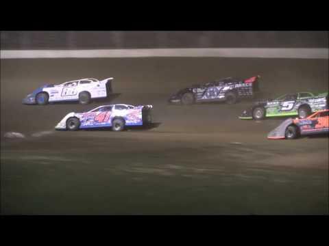 Round #2 Heat #8 from Portsmouth Raceway/Dirt Track World Championship, 10/14/16