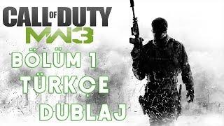 NEW YORK SAVAŞI ! | Call Of Duty Modern Warfare 3 Türkçe Dublaj Bölüm 1