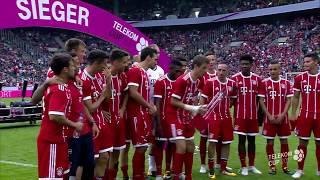 FC Bayern München gewinnt den Telekom Cup 2017