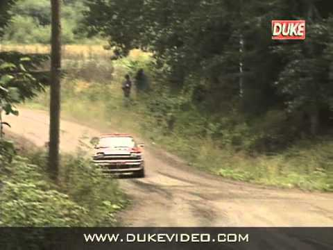 Duke DVD Archive - Rally 1000 Lakes 1990