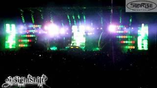 Silence (W&W Vs. Jonas Stenberg Remix) Live @ Sunrise Festival 2011 recorded by DJ NIGHTSHIFT