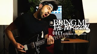 Bring Me The Horizon ft  YUNGBLUD - Obey (NEW Guitar Cover)