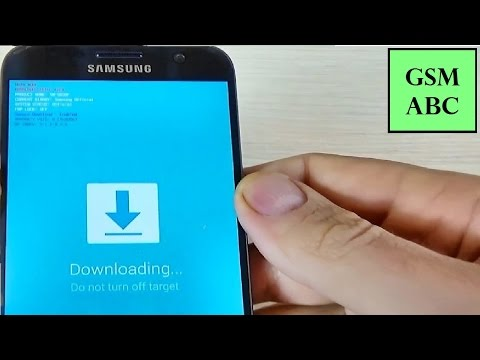 How To Put Samsung Galaxy S7, S7 Edge In DOWNLOAD MODE