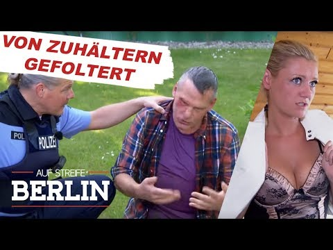Rotlichtskandal - Prostituierte Verschwunden | Auf Streife - Berlin | SAT.1 TV