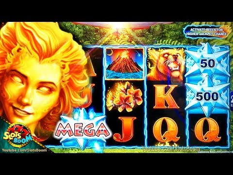 STAR WATCH MAGMA & FIRE HUGE WIN!!!!! 1c KONAMI Slot Game