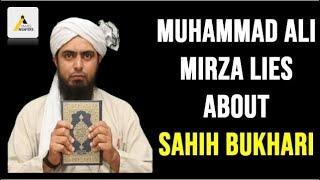 Muhammad Ali Engineer Lies on Sahih Bukhari - Truth of Ahmadiyya