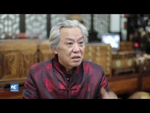 La vida en internet del carpintero chino tradicional