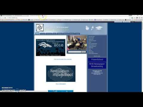 PowerSchool Registration for Secretaries