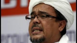 Polda Metro Jaya Tetapkan Habib Rizieq Sebagai DPO