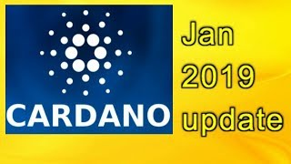 IMPORTANT CARDANO JANUARY ADA CRYPTOCURRENCY REVIEW!