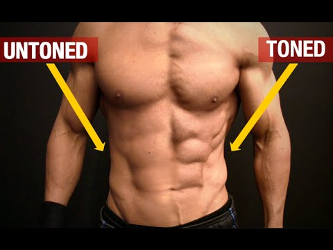 How to Get Toned Abs (IN ANY LIGHTING!)
