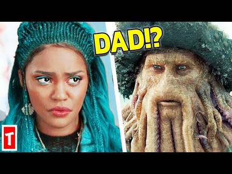 The Real Reason Uma's Father Will Reveal Himself In Descendants 4