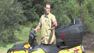 BRONCO ComfortDeluxe ATV Box
