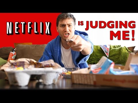 "Netflix's ""Are You Still Watching?"" is super judgy"