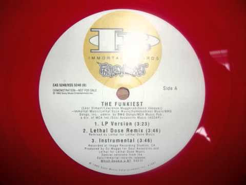 Funkdoobiest - The Funkiest (Lethal Dose Remix) - 1993