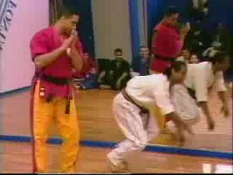 Jerry Fast Feet Fontanez 1996
