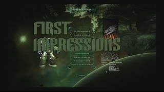 First Impressions - Space Hulk Ascension Salamanders DLC
