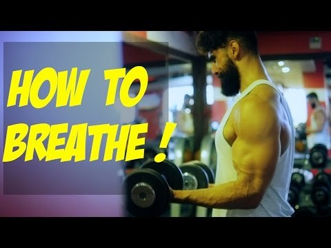 How to BREATHE while Lifting Weights | VALSALVA MANEUVER and Heavy Weights