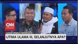 Ijtimak Ulama III Minta Jokowi Didiskualifikasi, Ini Kata Kapitra Ampera | Layar Pemilu Tepercaya