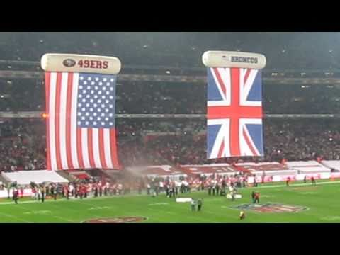 US and UK National Anthems