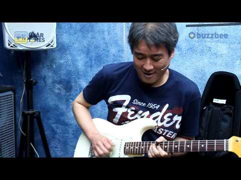Fender USA John Mayer Stratocaster 패키지