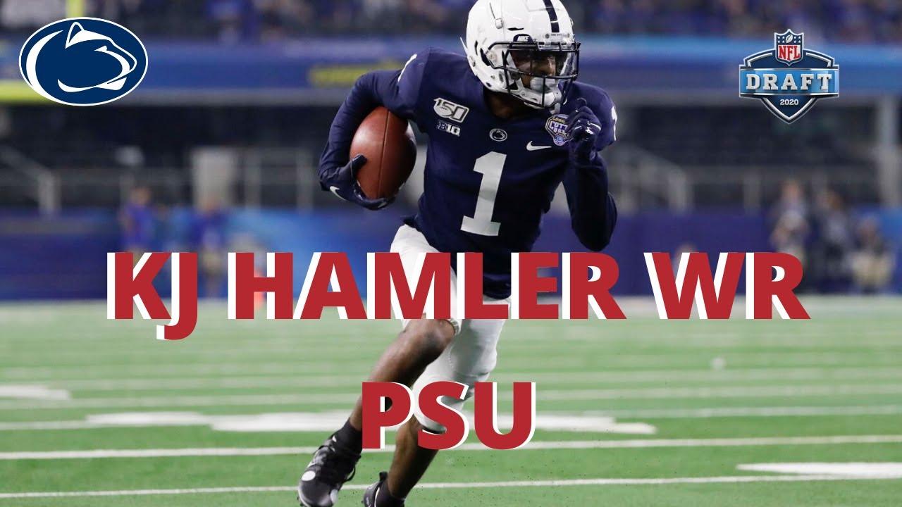 NFL draft: Penn State DE Yetur Gross-Matos, receiver KJ Hamler ...