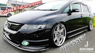4khonda odyssey rb1 modified rb1 owners car library