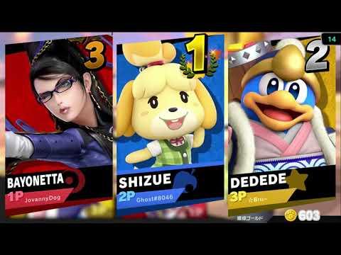 Super Smash Ultimate Arena Stream! Part 2
