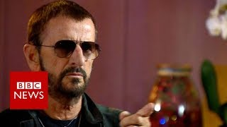 "Ringo Starr: People voted for Brexit so ""get on with it"" - BBC News"
