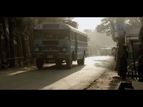 UNICEF Stop Early Marriage Awareness At Bus TVC