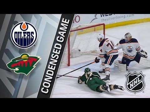 Edmonton Oilers vs Minnesota Wild apr 2, 2018 HIGHLIGHTS HD