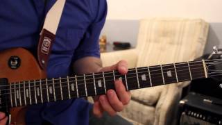 MisterWives - Reflections (Guitar Chords & Lesson) by Shawn Parrotte