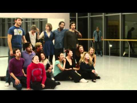 Finale B - RENT (rehearsals)