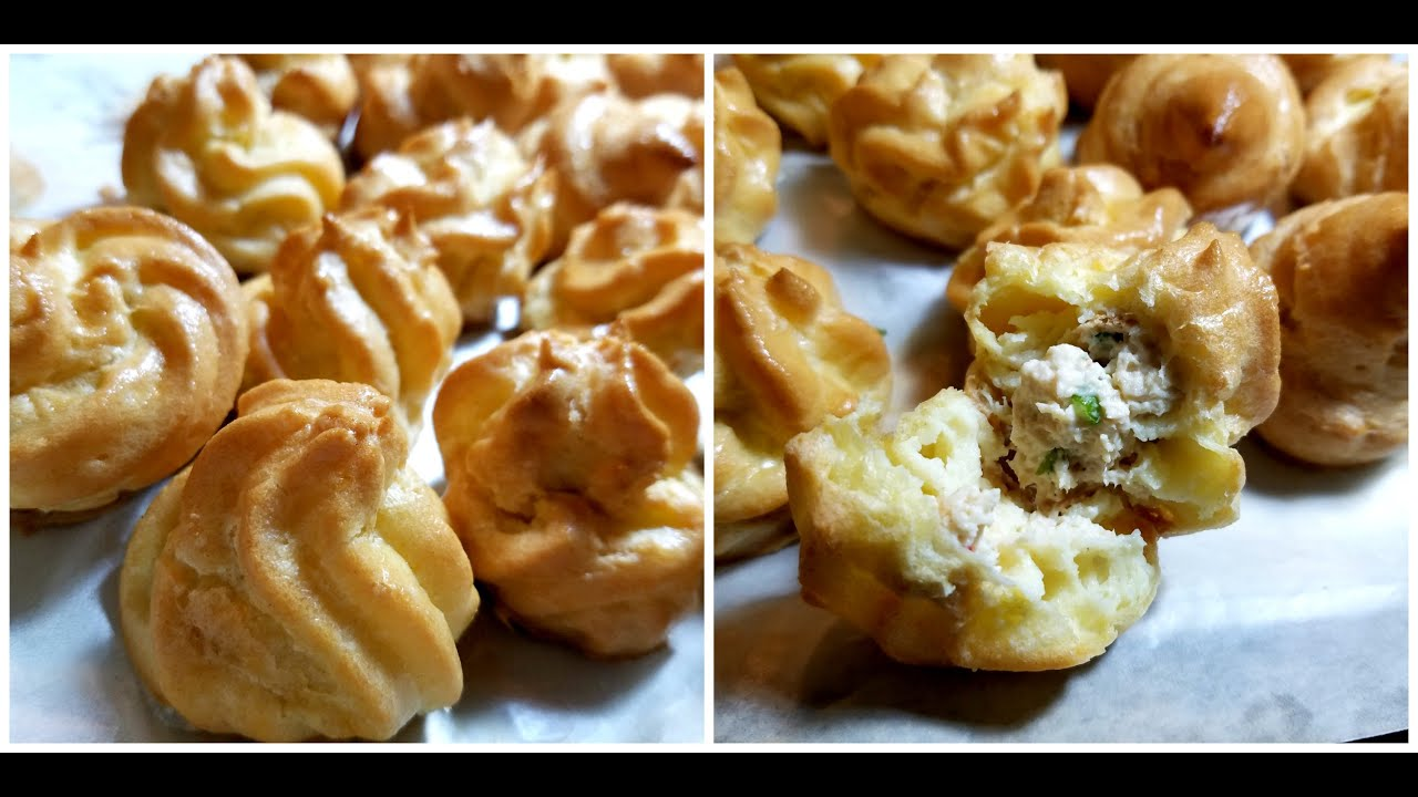 Trini Chicken Puffs - YouTube