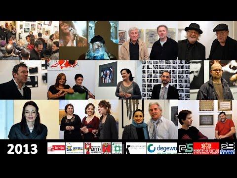 2013 - 10 years of project gallery PCB, music by Kiril Dzajkovski