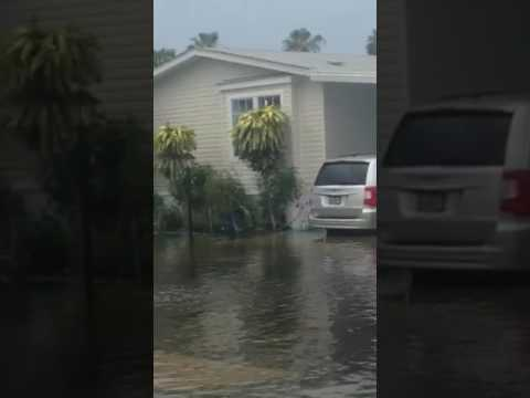 Flood in Davie