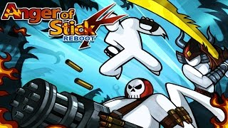 Anger Of Stick 4 Reboot Hack Android Ios Online