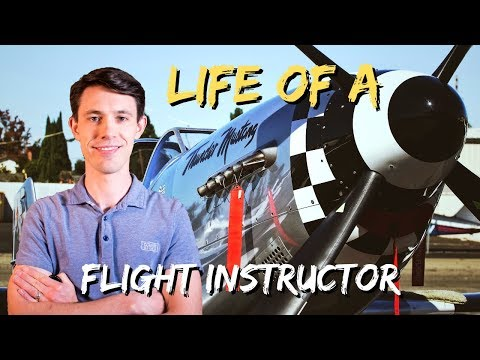 Life Of A Flight Instructor In Canada