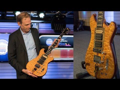 Jerry Garcia's Legendary Guitar, Wolf