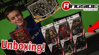 Huge WWE Figures Unboxing