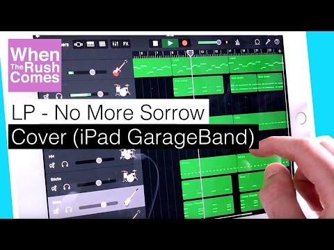 Linkin Park - No More Sorrow (Cover   Intro   iOS GarageBand iPad)