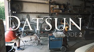 Datsun Series Episode 2 - Prater's Auto Restoration