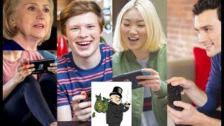 Nintendo's Draconian Online Service and Hillary Clinton the Dragon - Coffee Corner