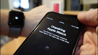 Pairing Apple Watch with a New iPhone (How To) - Netcruzer TECH