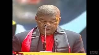 JLO encerramento do congresso extraordinário do MPLA
