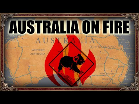 In Time:  Australia on Fire