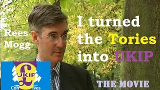 Must see: Rees-Mogg 💜 I turned the Tories into UKIP 💛