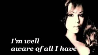 Looking In - - Karaoke ( Mariah Carey )