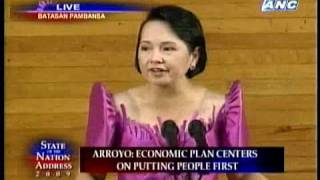 SONA 2009 PGMA (FULL HD) 1/7