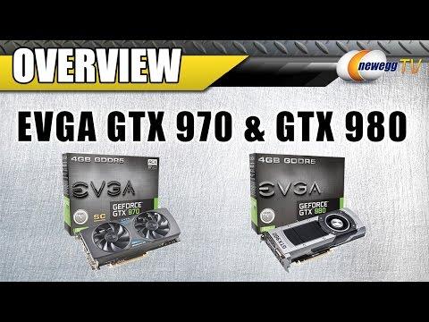 EVGA GeForce GTX 970 & 980 Overview - Newegg TV
